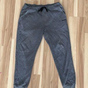 Men's Grey Bench (Roots) Sweatpants